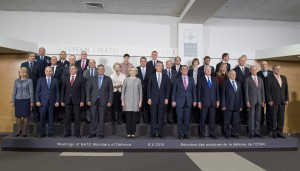 Family photo - Meetings of NATO Defence Ministers